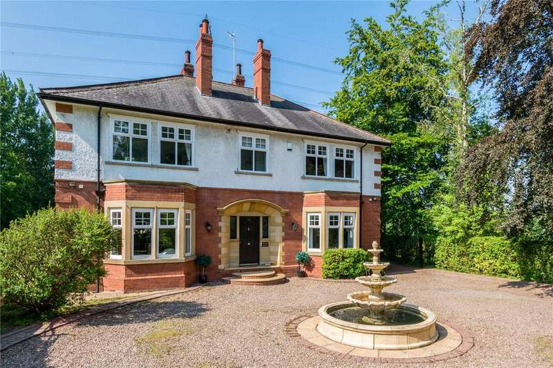 4 Bedrooms Detached House for sale in Nelson House, Newmarket Lane, Stanley, Wakefield, West Yorkshire