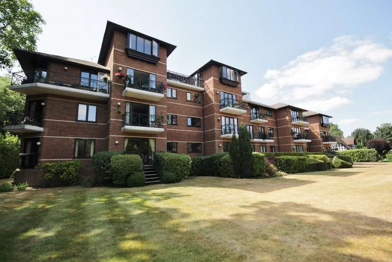 2 Bedrooms Apartment Flat for sale in Ray Mead Road, Maidenhead