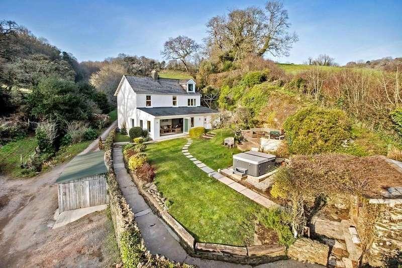 4 Bedrooms Cottage House for sale in Happy Valley, Forder Lane, Bishopsteignton