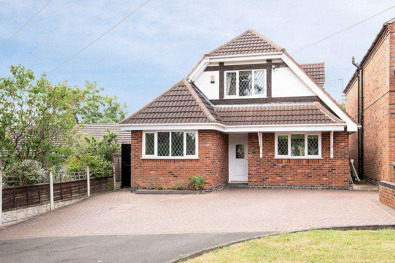 4 Bedrooms Detached House for sale in Hill Lane, Bassetts Pole, Sutton Coldfield