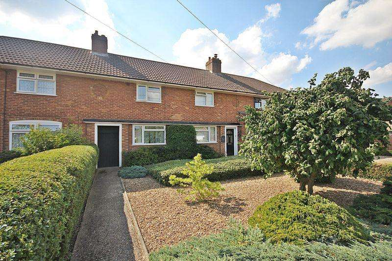 3 Bedrooms Terraced House for sale in Maulden Road, Flitwick