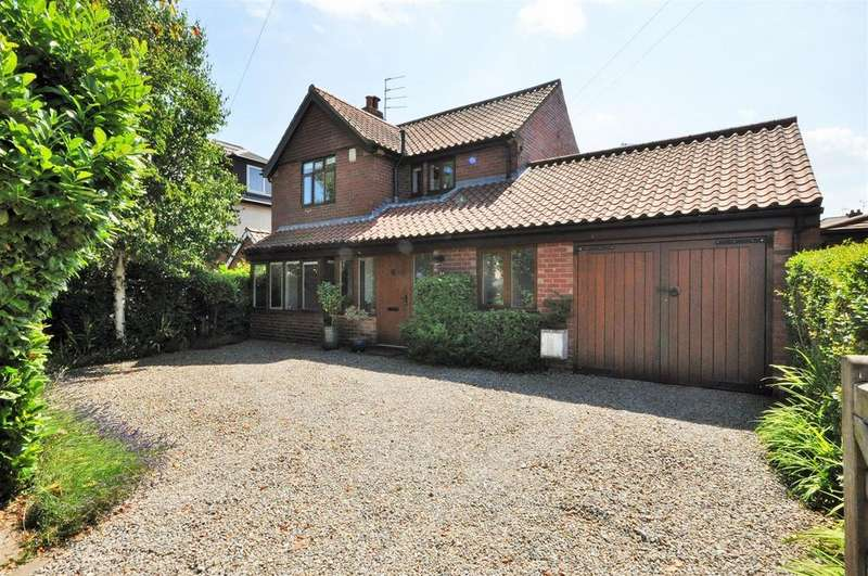 4 Bedrooms Detached House for sale in Heslington Lane, Fulford, York, YO10 4NA