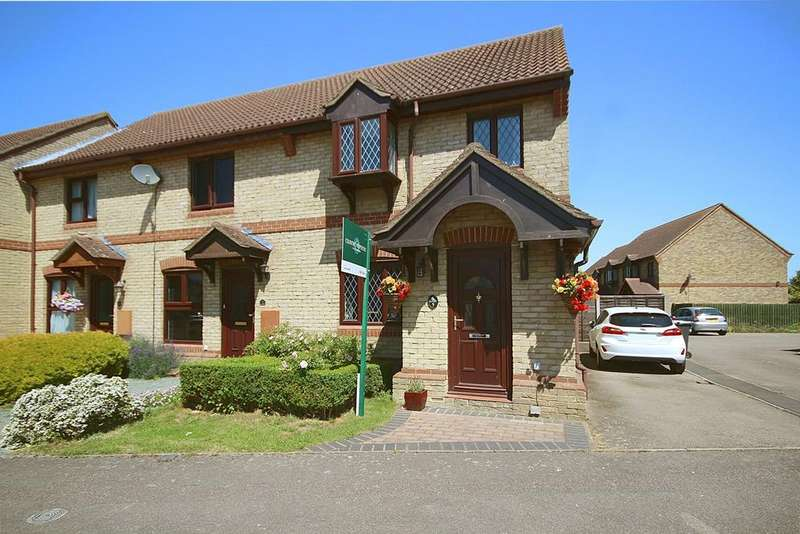 3 Bedrooms End Of Terrace House for sale in Old School Walk, Arlesey, SG15