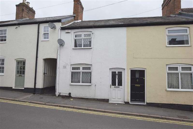 2 Bedrooms Terraced House for sale in Chapel Street, Barwell, Leicestershire