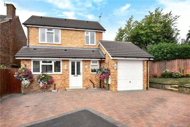 3 Bedrooms Detached House for sale in Rambler Close, Taplow, Maidenhead
