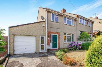 3 Bedrooms Semi Detached House for sale in Boscombe Crescent, Downend, Bristol