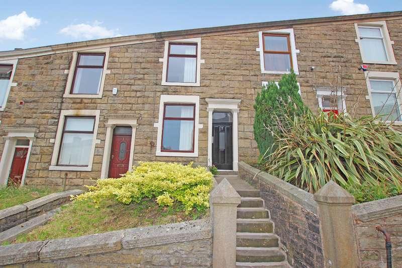 3 Bedrooms Terraced House for sale in Belgrave Road Darwen BB3 2RP