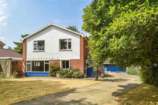 4 Bedrooms Detached House for sale in Days Lane, Biddenham