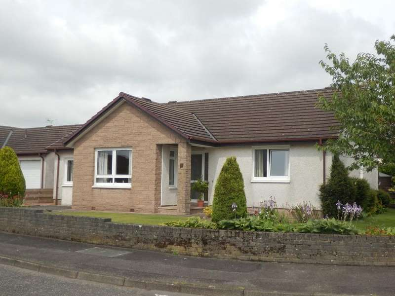 3 Bedrooms Detached Bungalow for sale in Vallance Drive, Lockerbie DG112DU