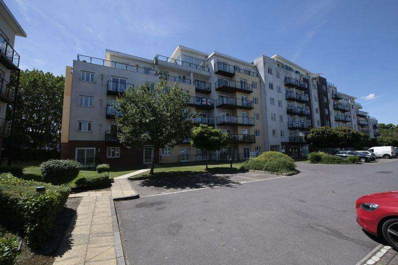 2 Bedrooms Penthouse Flat for sale in Penthouse with Two Parking Spaces