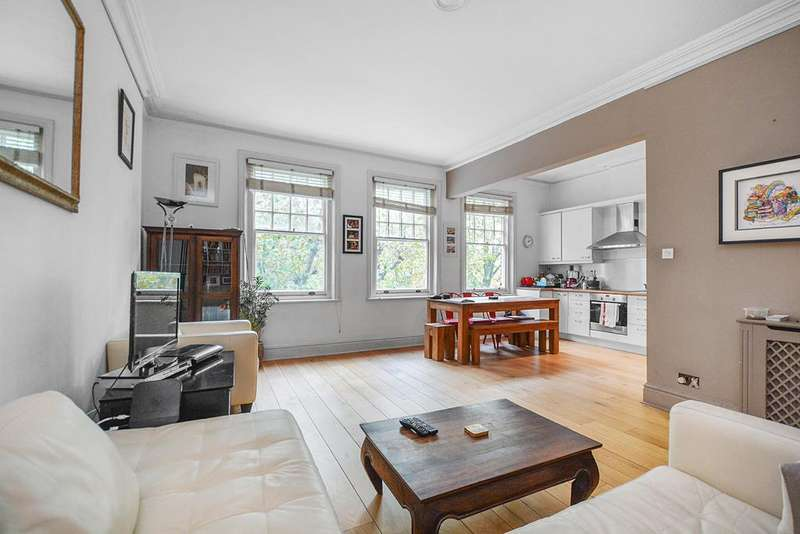 2 Bedrooms Apartment Flat for sale in Bramham Gardens, London, SW5
