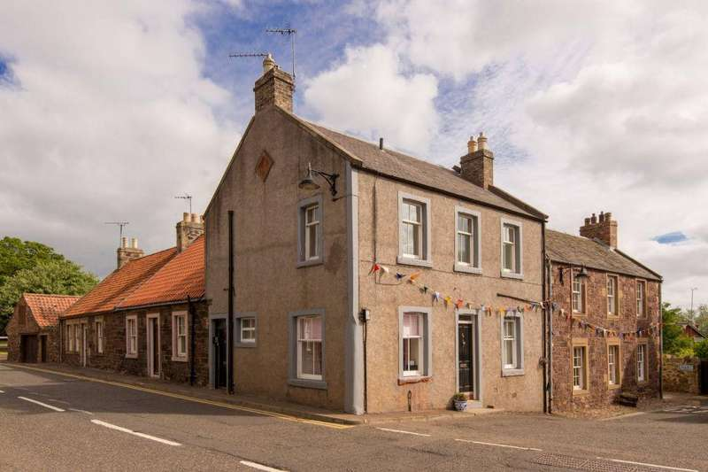1 Bedroom Flat for sale in 54 High Street, East Linton