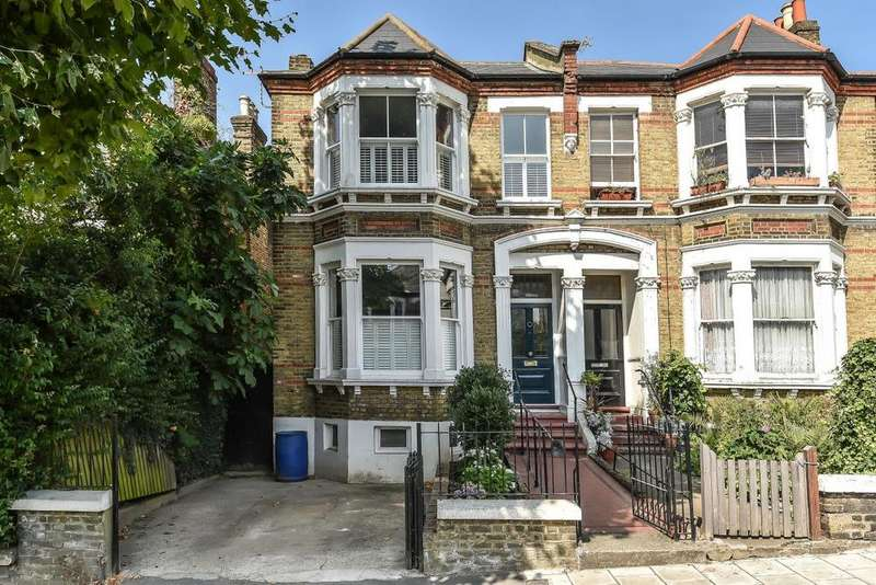 4 Bedrooms Semi Detached House for sale in Pepys Road, New Cross