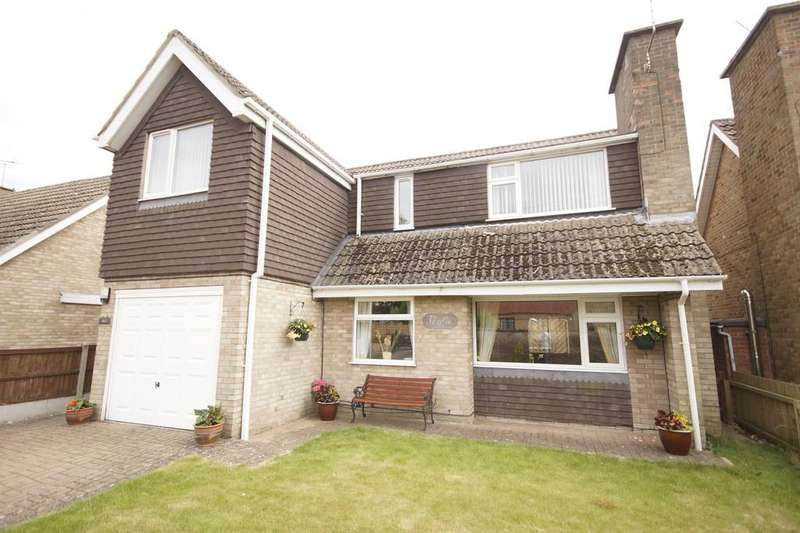 4 Bedrooms Detached House for sale in Church Lane, Waddington