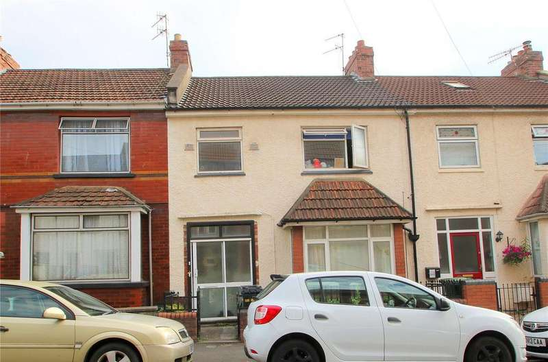 2 Bedrooms Apartment Flat for sale in Durnford Avenue, Ashton, Bristol, BS3