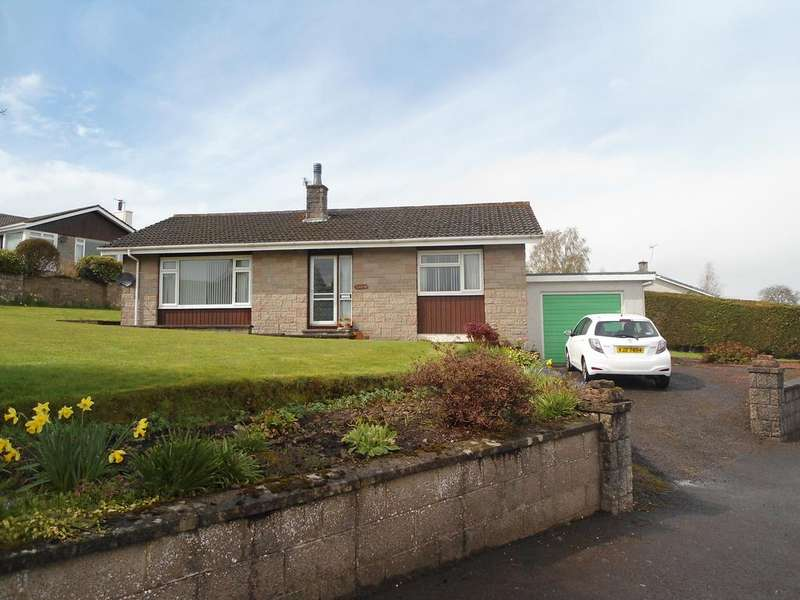 2 Bedrooms Detached Bungalow for sale in Marjoriebanks, Lochmaben, Lokerbie DG11