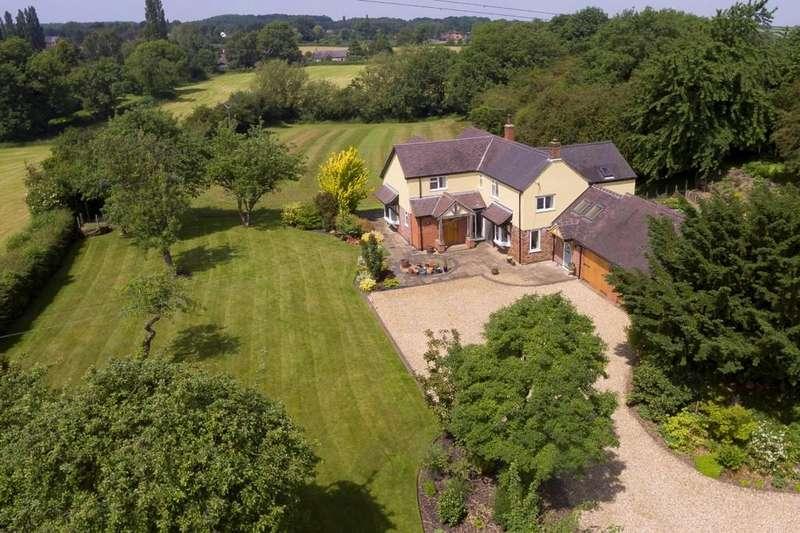 4 Bedrooms Detached House for sale in Stoney Lane, Coleorton