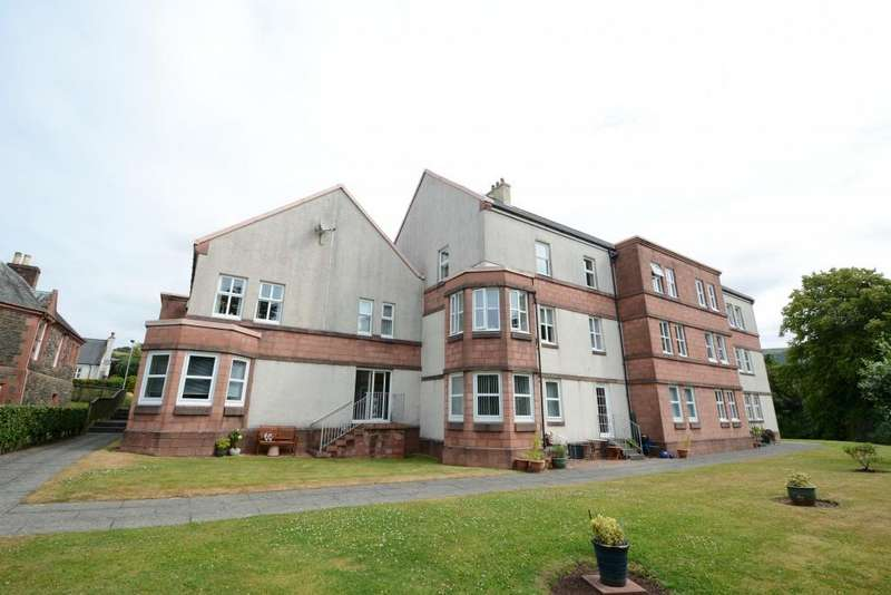 3 Bedrooms Flat for sale in 58 Kelvin Walk, Largs, KA30 8SJ