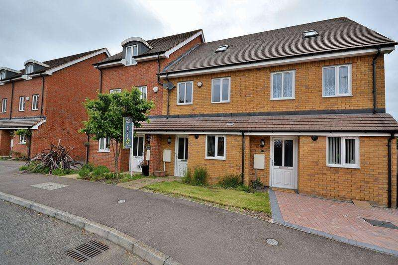 2 Bedrooms Terraced House for sale in Laurel Mews, Leighton Buzzard