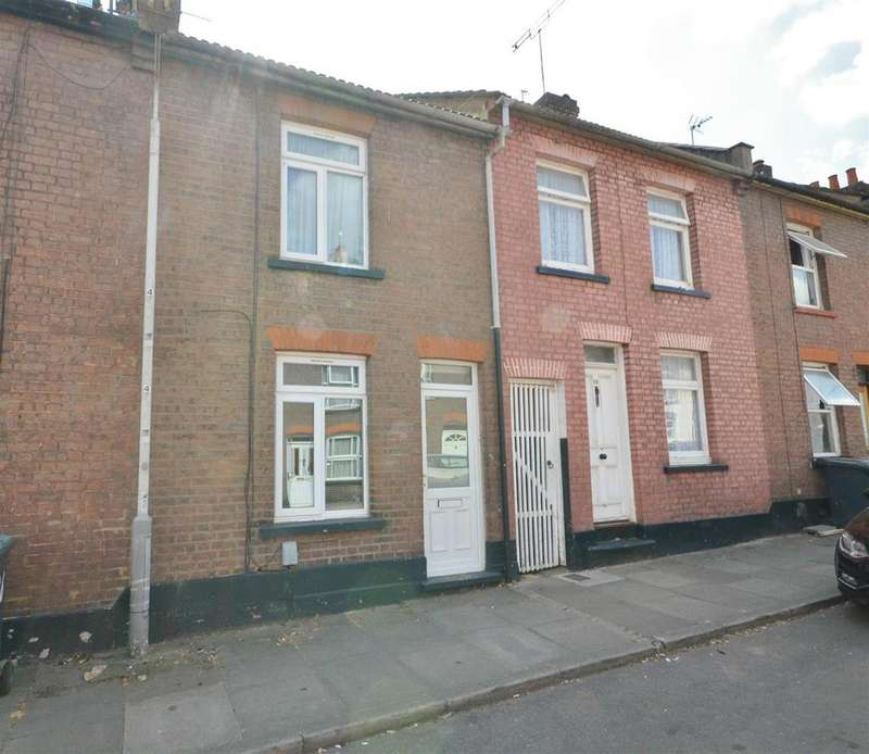 3 Bedrooms Terraced House for sale in Cowper Street, South Luton
