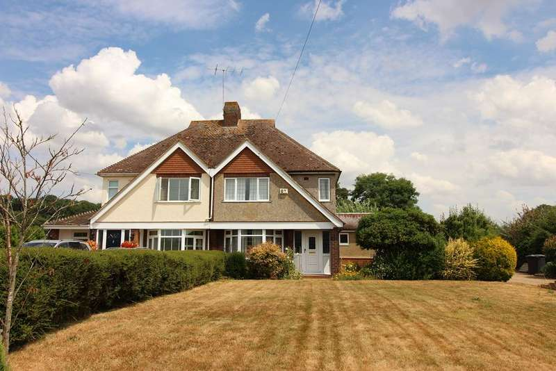 3 Bedrooms Semi Detached House for sale in Priory Road, Campton, SG17