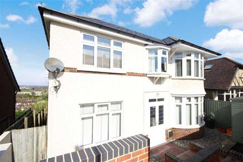 3 Bedrooms Detached House for sale in Okus Road, Old Town, Swindon