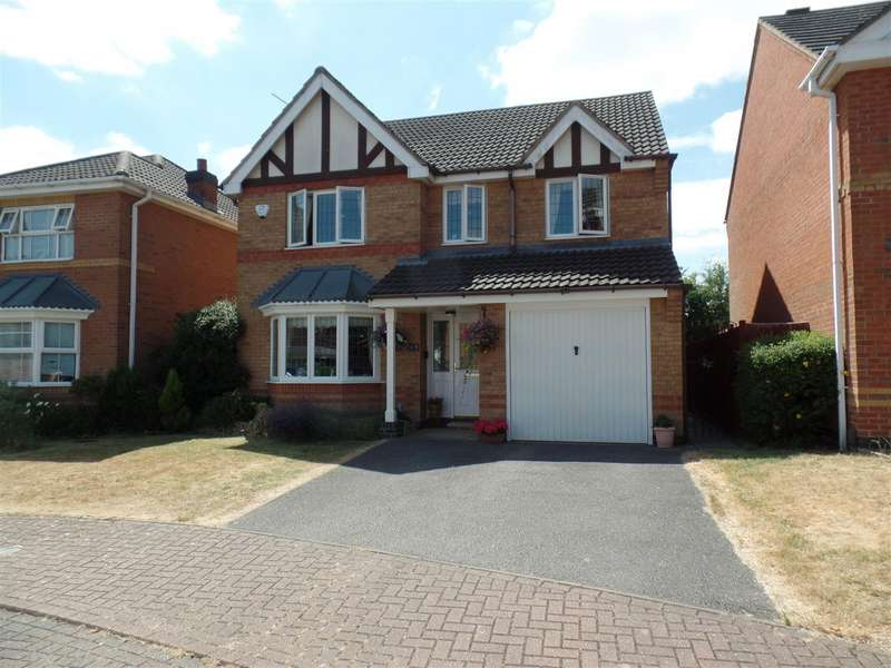 4 Bedrooms Property for sale in Sympson Close, Lincoln
