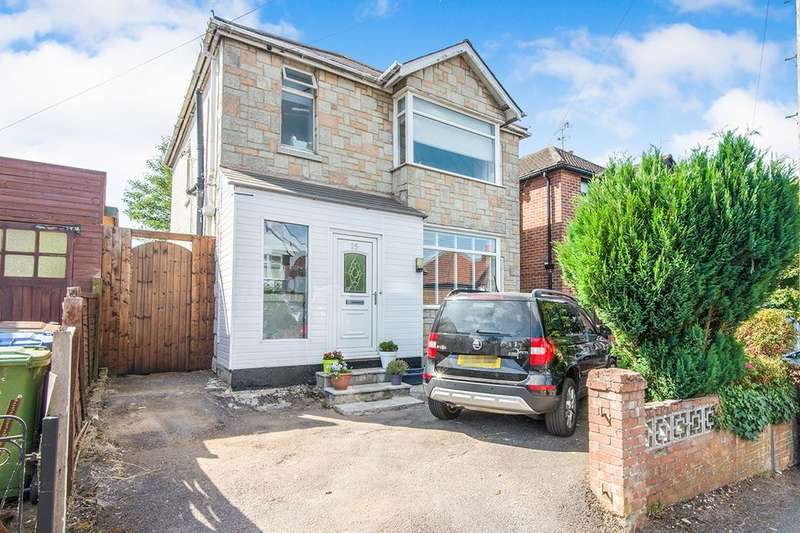 3 Bedrooms Detached House for sale in Norham Avenue, Southampton, SO16