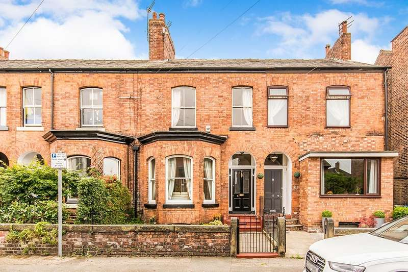 3 Bedrooms Terraced House for sale in Grosvenor Square, Sale, M33