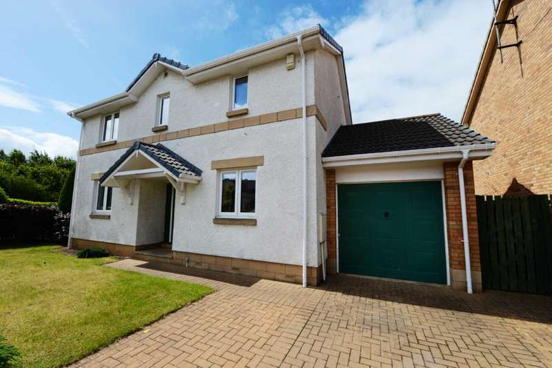 4 Bedrooms Detached House for sale in Sycamore Avenue, Prestonpans