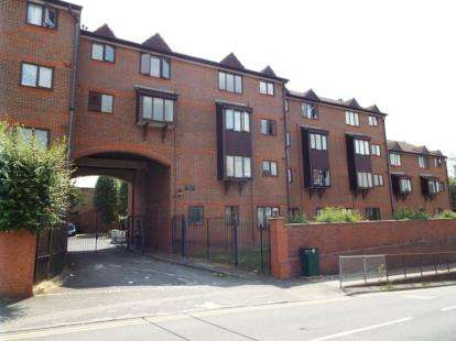 1 Bedroom Flat for sale in Nightingale Court, Waldeck Road, Luton, Bedfordshire