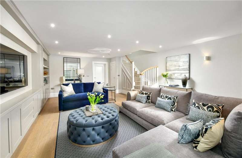 5 Bedrooms Residential Development Commercial for sale in The Villas, Barnes Village, SW13