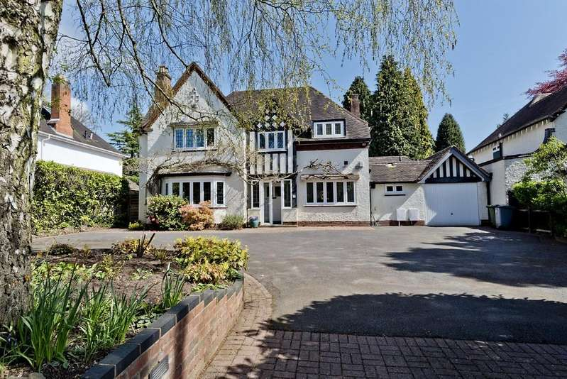 6 Bedrooms Detached House for sale in The Crescent, Solihull