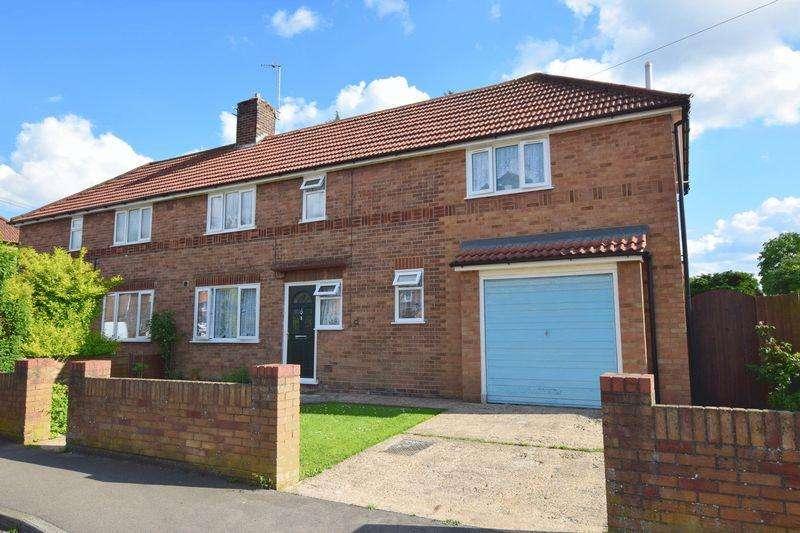 4 Bedrooms Semi Detached House for sale in Saffron Street, Bletchley, Milton Keynes