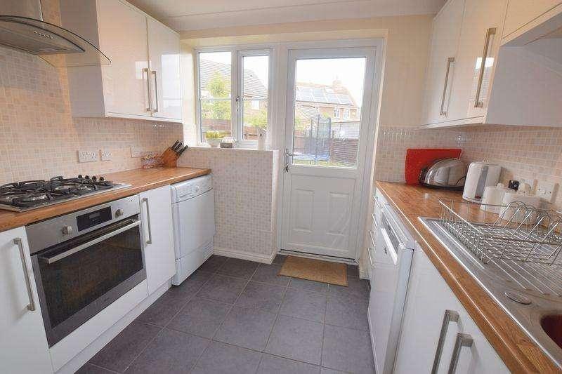 3 Bedrooms End Of Terrace House for sale in St Bartholomews, Monkston, Milton Keynes