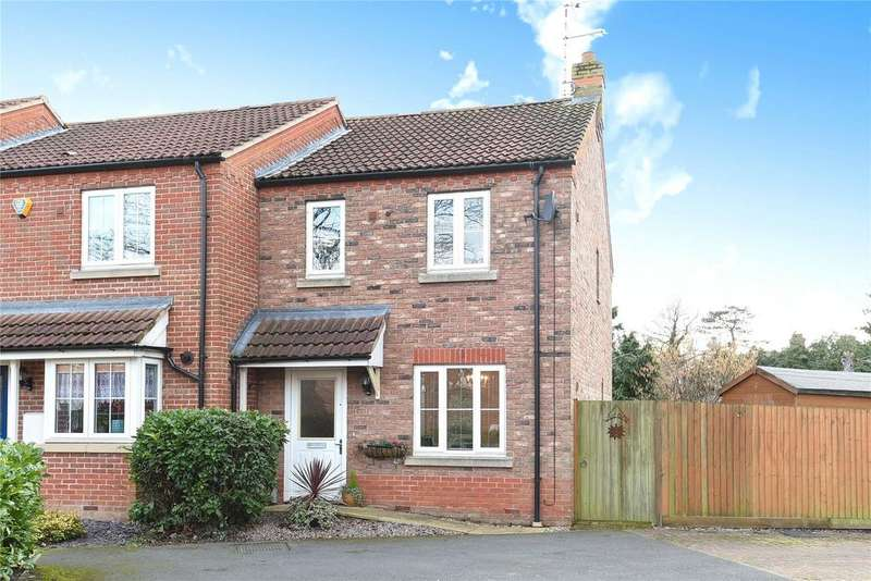 3 Bedrooms End Of Terrace House for sale in Oldman Close, Boston, PE21