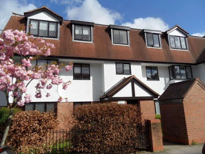 2 Bedrooms Flat for sale in Links Court, 1 Parkview Road, New Eltham, London