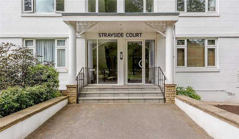 3 Bedrooms Apartment Flat for sale in 9 10, Strayside Court, Victoria Road, Harrogate, HG2
