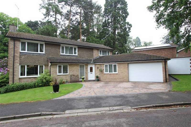 4 Bedrooms Detached House for sale in Taylors Ride, Leighton Buzzard