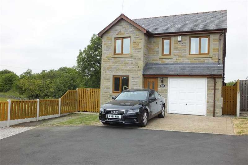 4 Bedrooms Detached House for sale in Colne Road, Sough, Lancashire, BB18