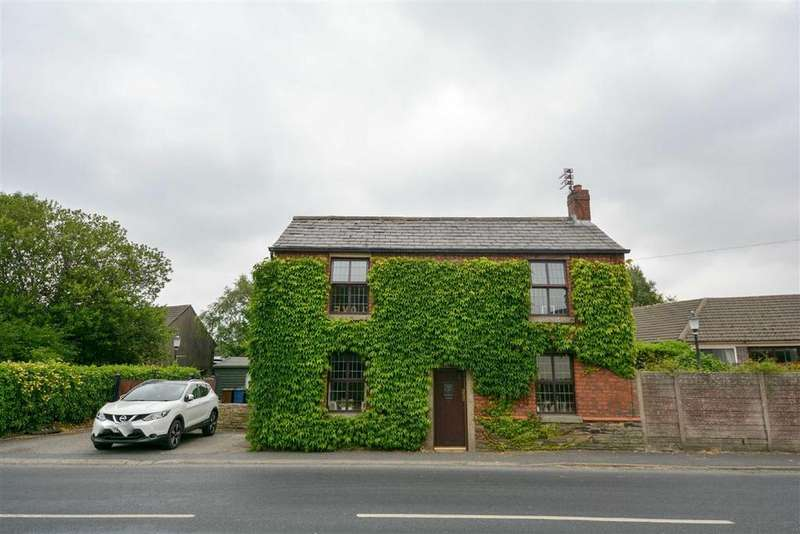 3 Bedrooms Detached House for sale in Wrightington Bar, Wrightington, Wigan, WN6
