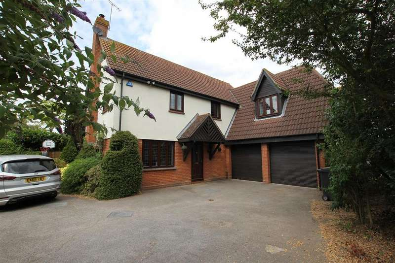 5 Bedrooms Detached House for sale in Chelmsford