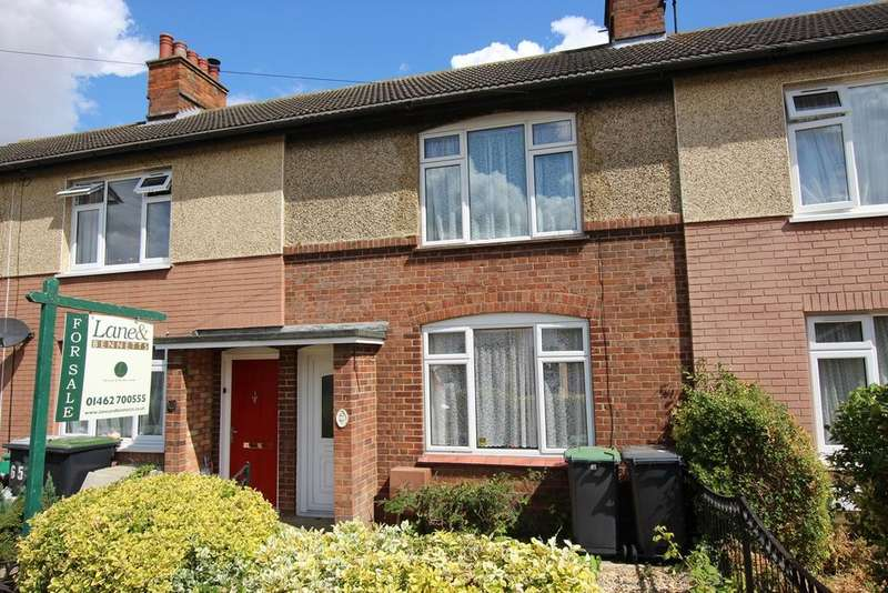 3 Bedrooms Terraced House for sale in East Road, Langford, SG18