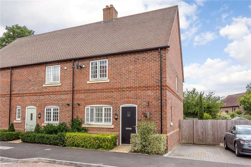 3 Bedrooms End Of Terrace House for sale in Maida's Way, Aldermaston, Reading, Berkshire, RG7