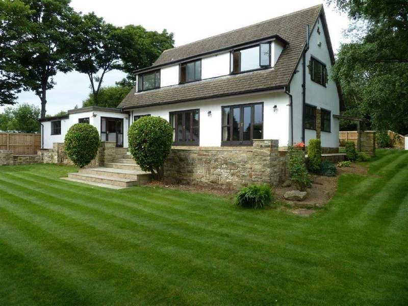 4 Bedrooms Detached House for sale in Ormesby Bank, Ormesby