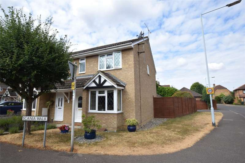 3 Bedrooms End Of Terrace House for sale in Scania Walk, Winkfield Row, Berkshire, RG42