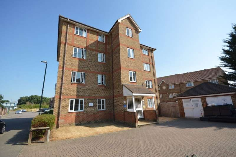 2 Bedrooms Flat for sale in Fairway Drive, North Thamesmead, London, SE28