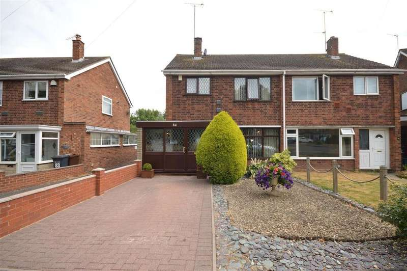3 Bedrooms Semi Detached House for sale in Digby Drive, Birmingham