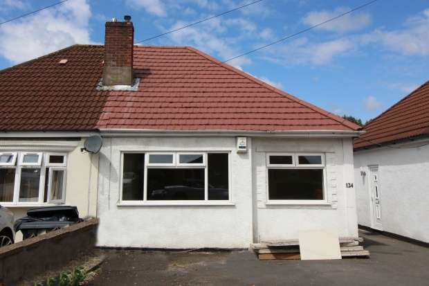 2 Bedrooms Semi Detached Bungalow for sale in Fortfield Road, Bristol, Avon, BS14 9NS