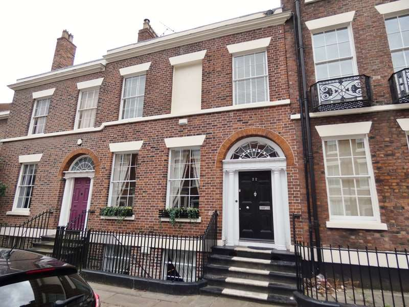 5 Bedrooms Town House for sale in Falkner Street, Liverpool, Merseyside, L8